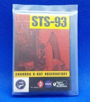 NASA STS-93 Set of 10 Space Shuttle Mission Cards